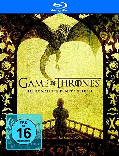 Game of Thrones - Die komplette 5. Staffel [Blu-ray]
