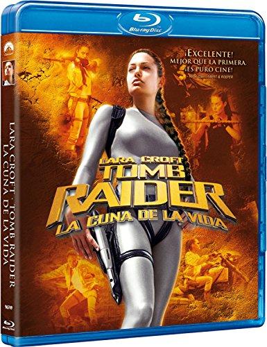 Lara Croft. Tomb Raider 2: La Cuna De La Vida [Blu-ray]