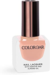Colorbar Nail Lacquer, Peach Light, 12 ml