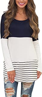 Best navy and white top womens Reviews