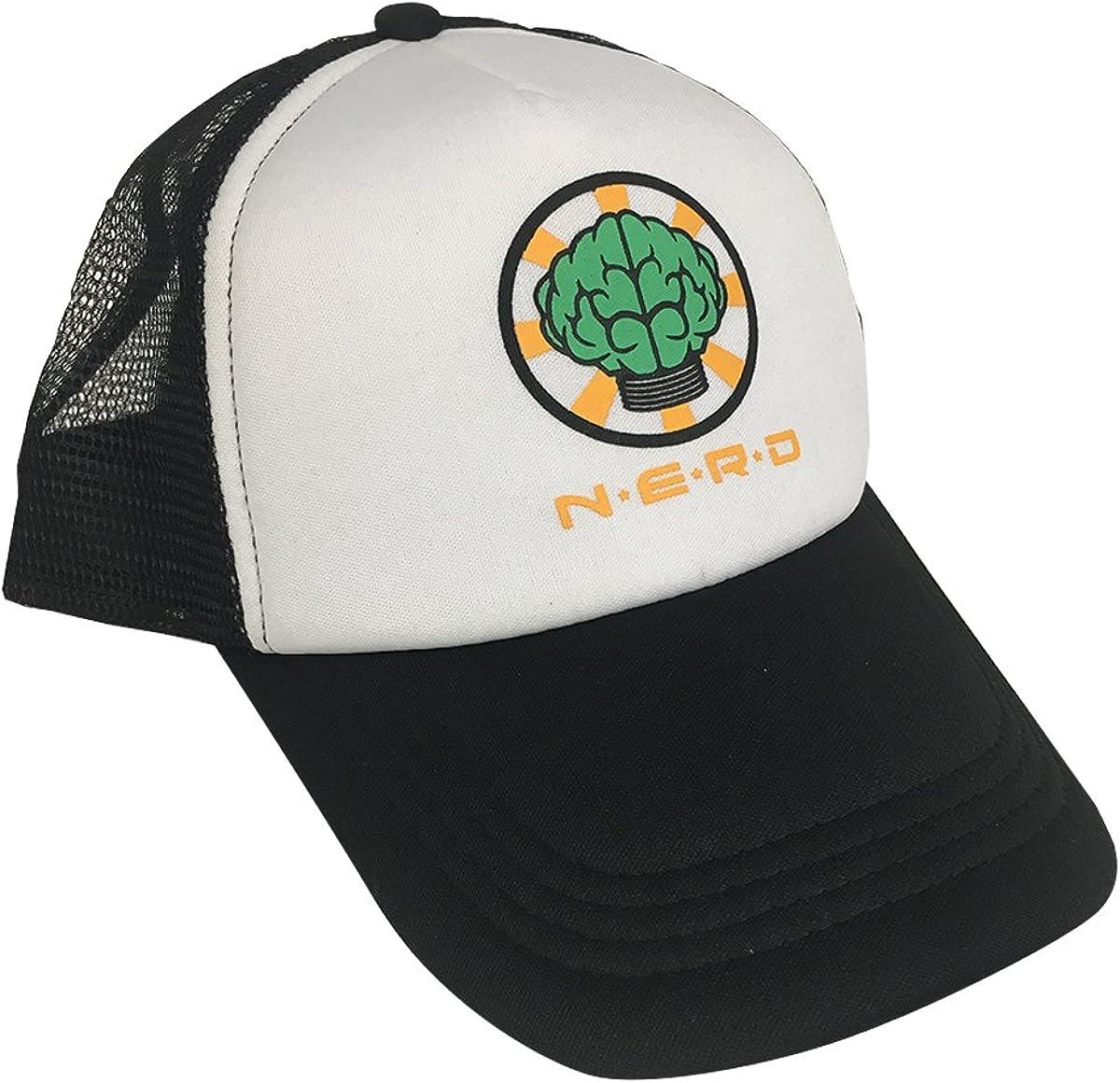 NERD sale Trucker Black Max 70% OFF Hat