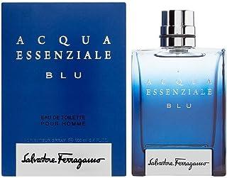 Salvatore Ferragamo Acqua Essenziale Blu Men's Eau De Toillete, 50 ml - Pack of 1