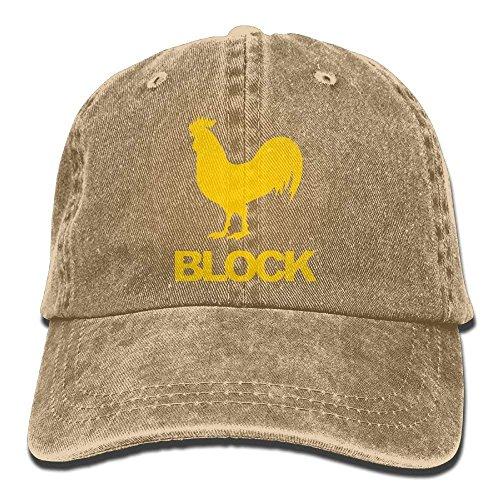 Cómoda Sombrero De Deporte,Transpirable Ocio Sombrero,Secado Rápido Dad Hat,Hombres Mujeres Cock Block...