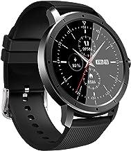 Smart horloge, IP68 waterdichte Bluetooth slaapmonitor fitness tracker, sporthorloge dat slimme herinneringen ondersteunt ...