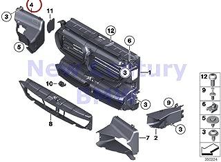 BMW Genuine Air Ducts Front Right Engine Oil Cooler Air Duct 528i 528iX 535d 535i 535iX 550i 550iX Hybrid 5