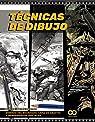 Técnicas de dibujo. Dominio del bolígrafo, lápiz de grafito y herramientas digitales par Mateu-Mestre