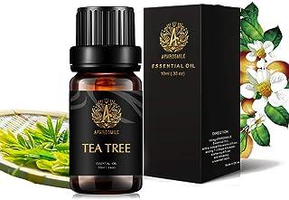 Aromatherapy Essential Oils, Tea Tree Aromatherapy Essential Oils (0.33 oz - 10ml), 100% Pure Essential Oils Tea Tree Scen...