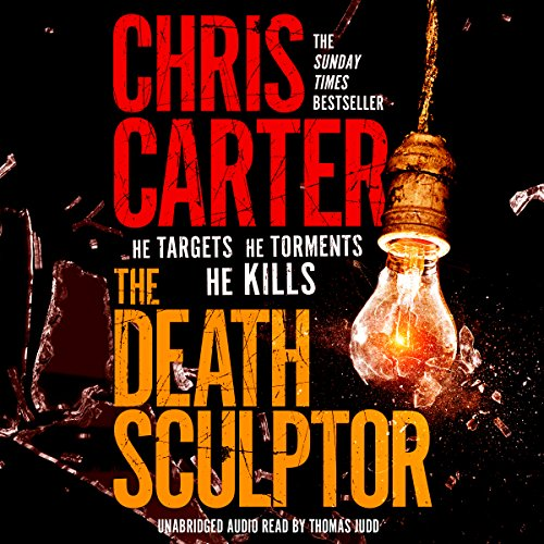 The Death Sculptor audiobook cover art