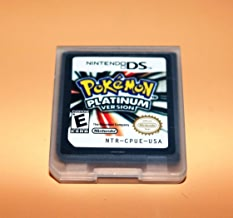 $24 » Nintendo 3DS Pokemon:Platinum version (Nintendo 3DS,2009) Game Only for DS / DSi / 3DS XL