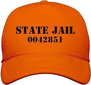 State Jail Prisoner: Neon Snapback Trucker Hat