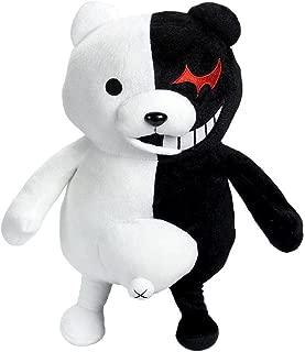 35cm Dangan Ronpa Super Danganronpa 2 Mono Kuma Black&White Bear Plush Doll Toy