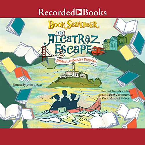 The Alcatraz Escape audiobook cover art