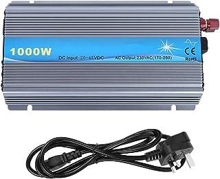 Pure Sine Wave Inverter, Micro Solar Grid Tie Power Inverter Pure Sine Wave PV 1000W Input 20-45V Output 230V Power Invert...