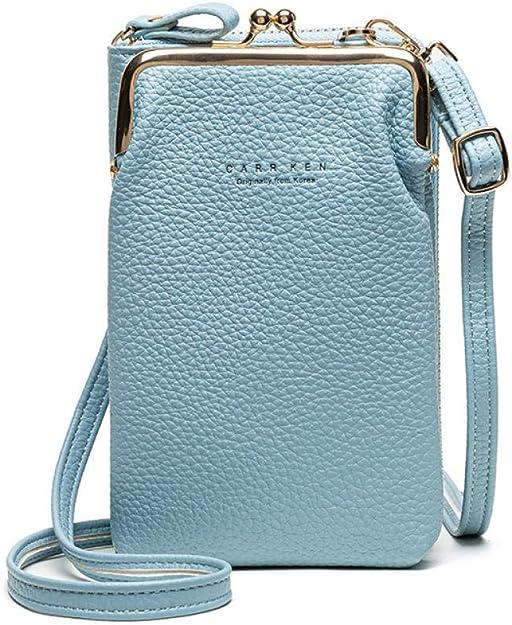 Fashion Small Crossbody Bags Women Mini Pu Leather Shoulder Messenger Bag for Girls Yellow Bolsas Ladies Phone Purse Zipper Flap