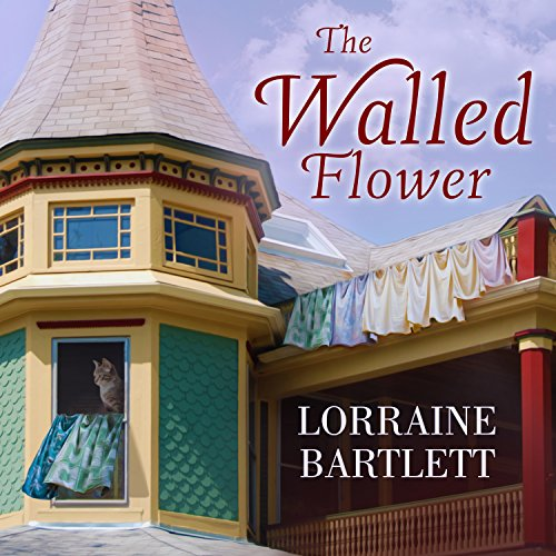 The Walled Flower audiobook cover art