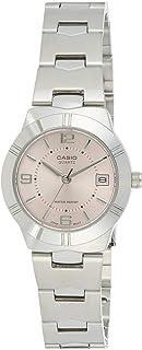 ساعة كاسيو للنساء، انالوج رسمية , LTP-1241D-4A