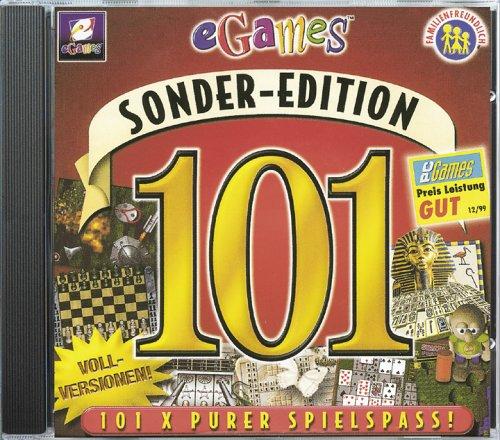 eGames Sonderedition 101