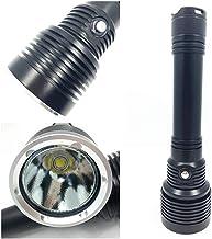 Meiyiu 4000LM 30-50m Deep Diving Flash Light Long-Range Aluminum Torch D170