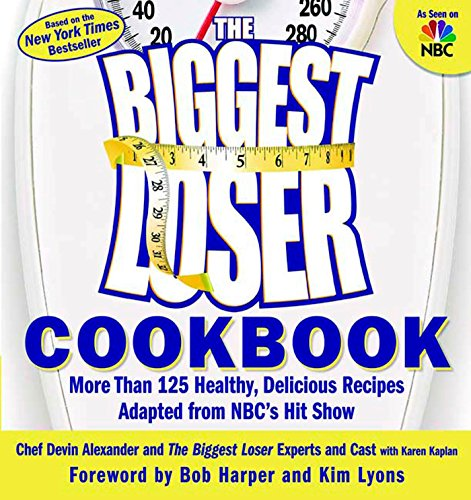 The Biggest Loser Cookbook: More Th…