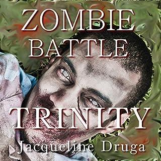 Zombie Battle: Trinity audiobook cover art