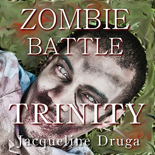 Zombie Battle: Trinity audiobook cover art