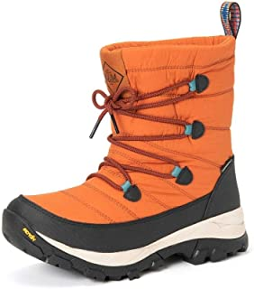 Muck Boot Women's Arctic Ice AG Nomadic Sport|The Original Company, Women's Arctic Ice AG Nomadic Sport, Size 6, Autumnal