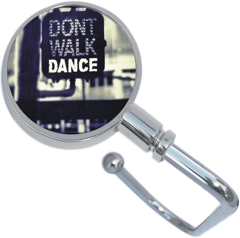 Don't Walk Dance Purse Hanger