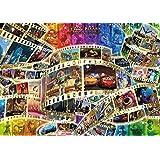 108ピース ジグソーパズル ディズニー/ピクサー アニメーション ヒストリー(48作品) 【ホログラムジグソー】 (18.2x25.7cm)