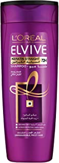 L'Oreal Paris Elvive Keratin Straight Shampoo 700 ML