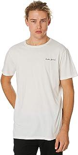 Banks Men's Mia Taninaka Sunshine Mens Tee Cotton Polyester White