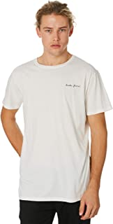 Banks Men's Mia Taninaka Sunshine Mens Tee Cotton Polyester White