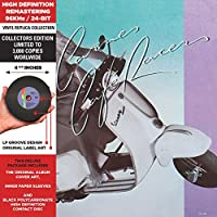 Cafe Racers - Cardboard Sleeve - High-Definition CD Deluxe Vinyl Replica by Kim Carnes (2012-10-30)