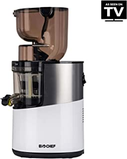 Extracteur de Jus BIOCHEF Atlas Whole PRO Blanc NEUF | eBay