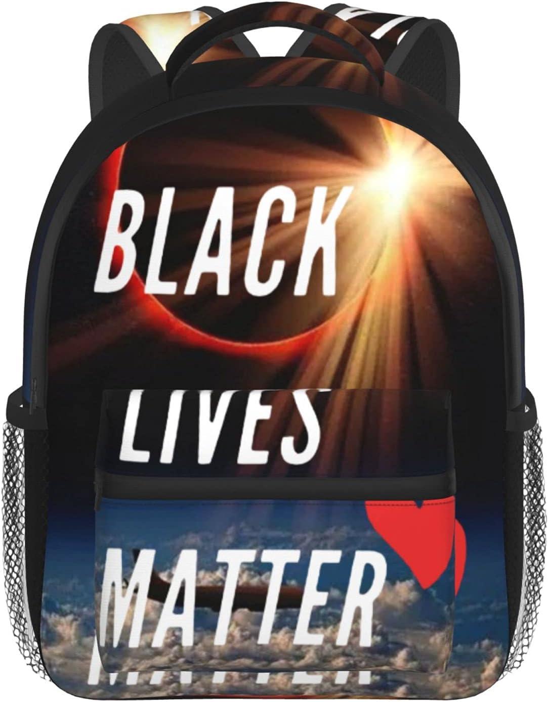 Black Lives Matter Kids Backpack For half Boys And excellence Girls Da Toddlers