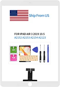 Touch Screen for iPad Air 3 2019 3rd Gen 10.5