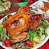 水郷のとりやさん 国産鶏肉 特撰 ローストチキン 丸蒸し焼き (小サイズ) 2~3人前 クリスマスチキン