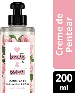 Creme Para Pentear Love Beauty and Planet Curls Intensify 200 ml, Love Beauty & Planet