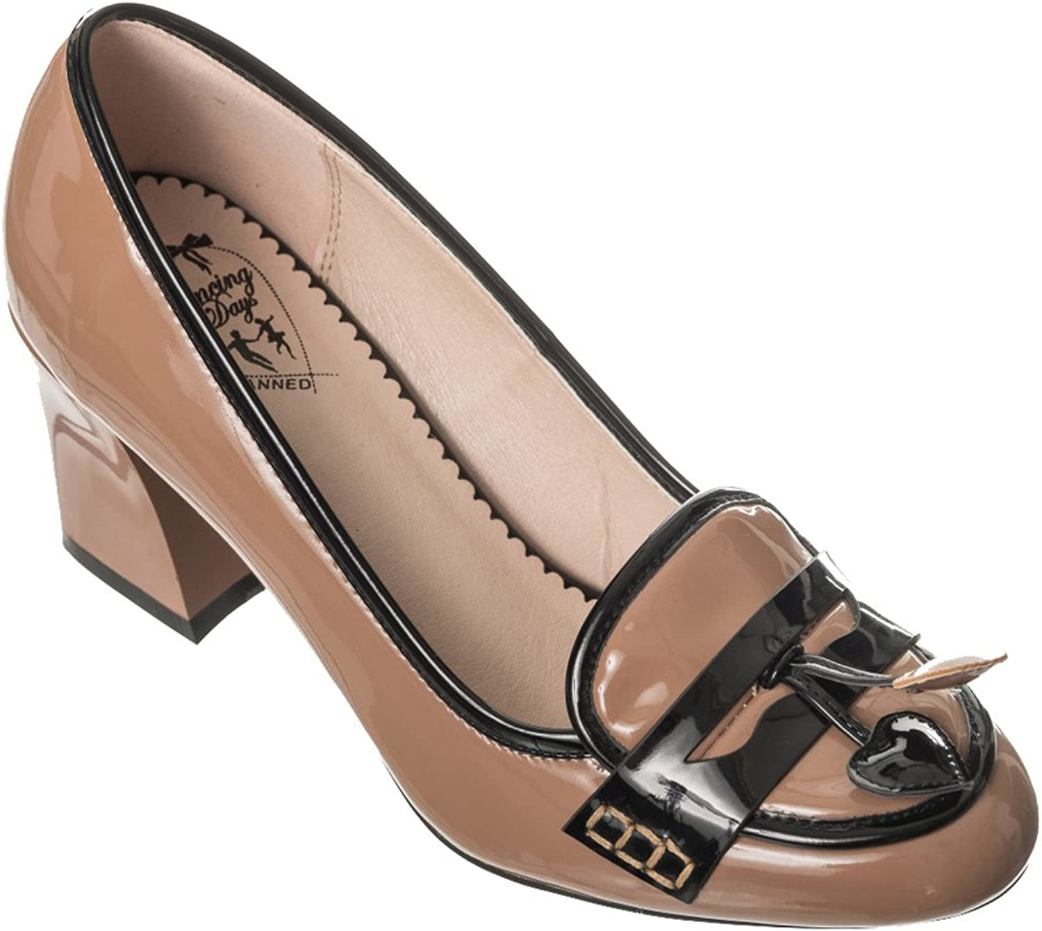 Dancing Days Pumps - - - Lust For Life Praline  25aa53
