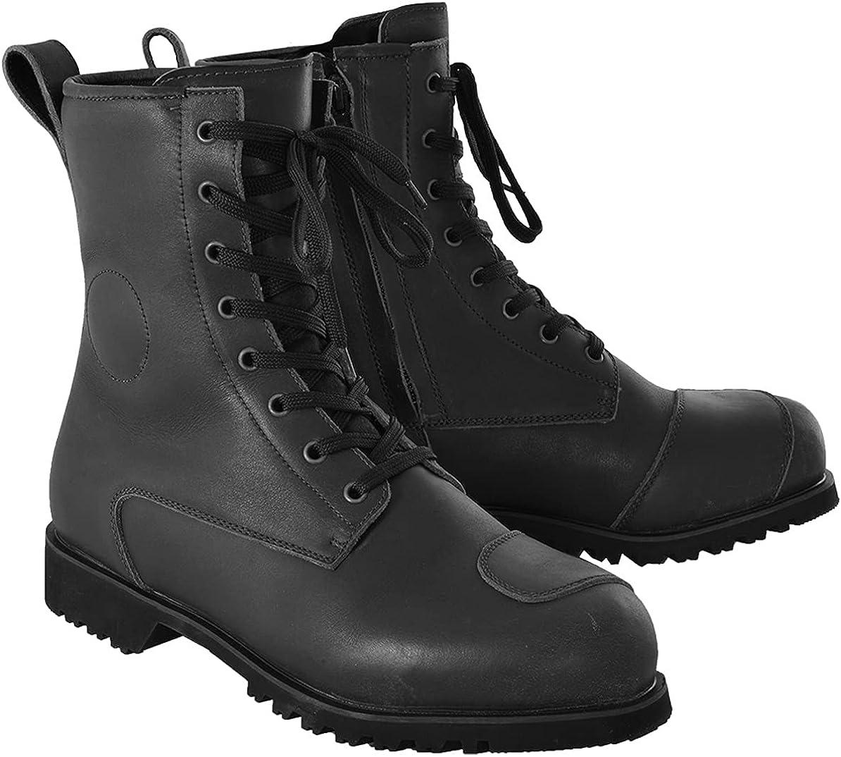 Oxford Unisex-Adult Merton Boots Black, Size: USA 9 (Euro 43) (,)