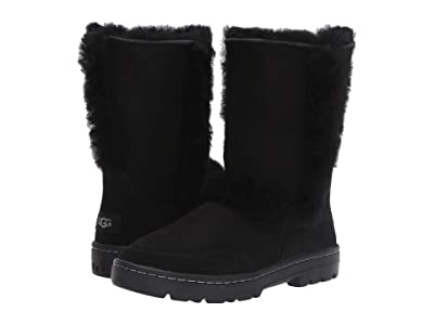 UGG Sundance Short II Revival (Black) Women