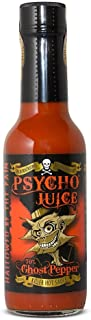 Psycho Juice Hot Chili-Sauce 70% Ghost Pepper