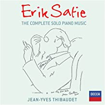 Satie: Complete Solo Piano Music