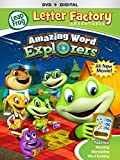 Leapfrog Letter Factory Adventures: Amazing Word Explorers [DVD + Digital]