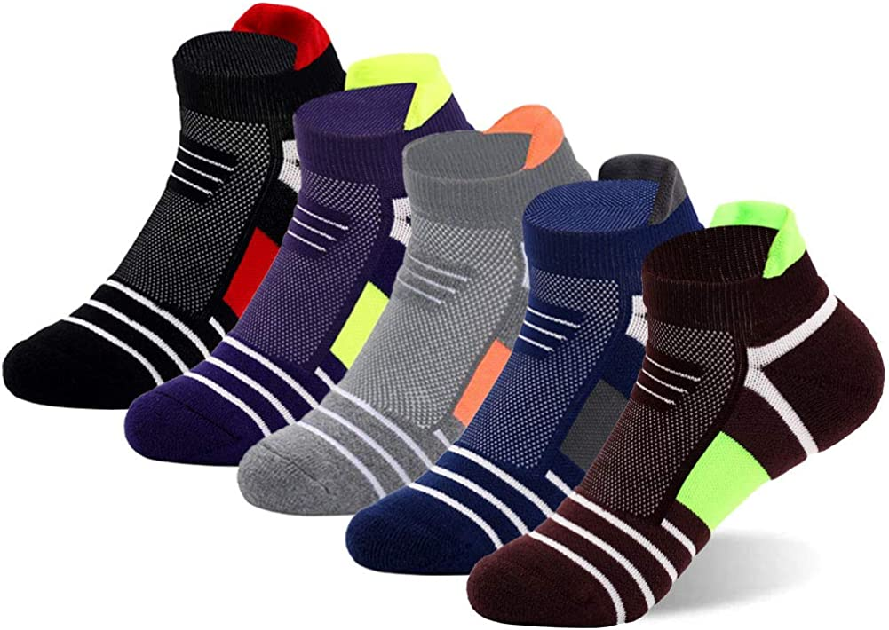 Copper Infused Ankle Socks Regular discount depot Unisex Sock Cushion Low Athletic Cut