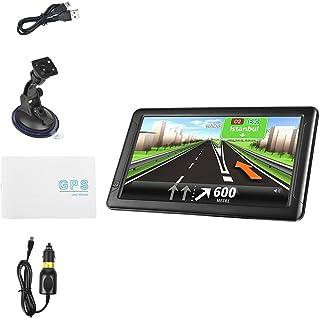 stationnement de guide et assistance de voie OHREX Navigateur GPS de voiture avec voix de point dint/ér/êt