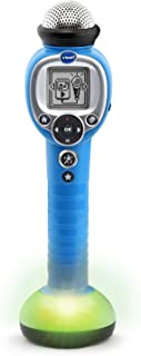 VTech Kidi Star Music Magic Microphone Amazon Exclusive, Blue
