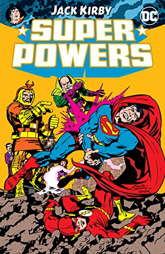 Super Powers by Jack Kirby (Super Powers (1984)) (English Edition)