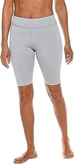 Coolibar UPF 50+ Women's Swim Shorts Nylon/Lycra - UV Sun Protective