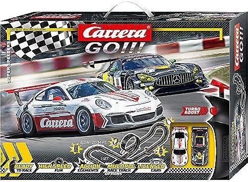 Carrera 20062488 Super Speeders, Mehrfarbig