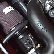 911 GT3 K/&N Cold Air Intake Kit: High Performance Guaranteed to Increase Horsepower: 50-State Legal: 2007 PORSCHE 57-7001